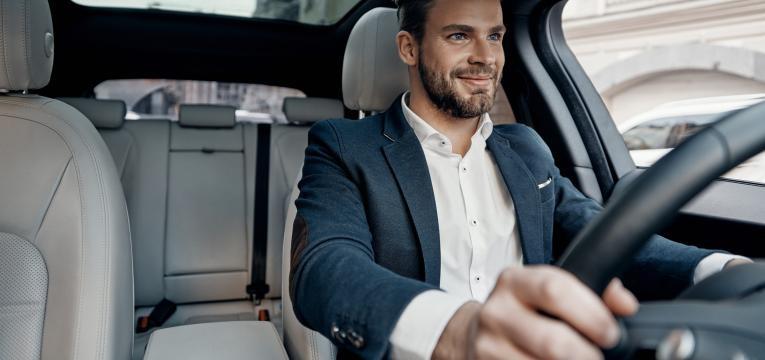 postura de condução