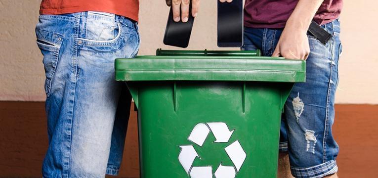 reciclar gadgets