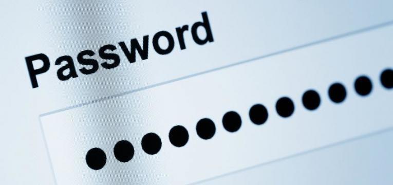 como criar uma password segura
