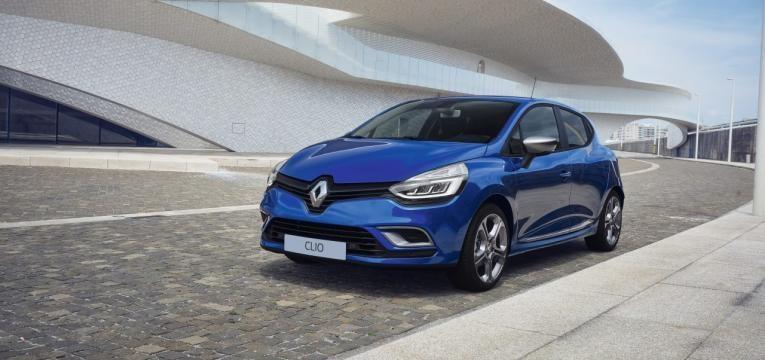O novo Renault Clio
