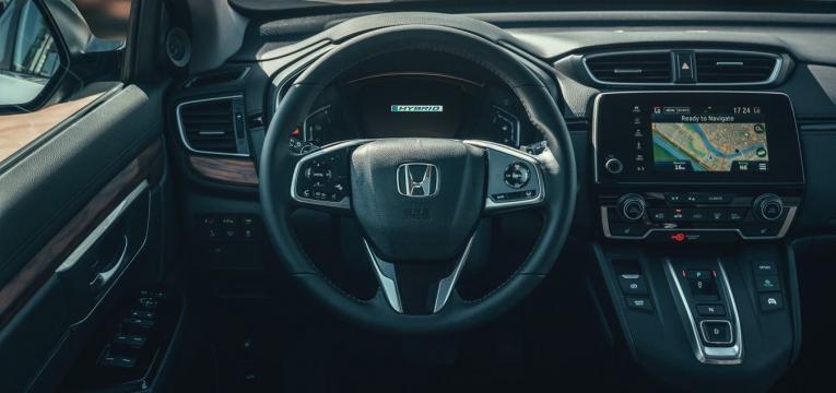 Honda CR-V - Interior