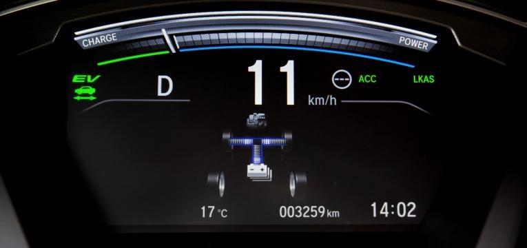 Honda CR-V - Sistema i-mmd