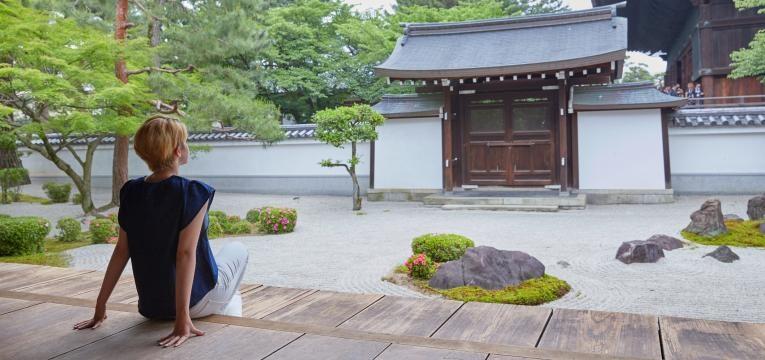 jardim zen
