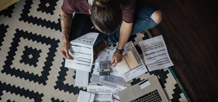 dívidas à segurança social