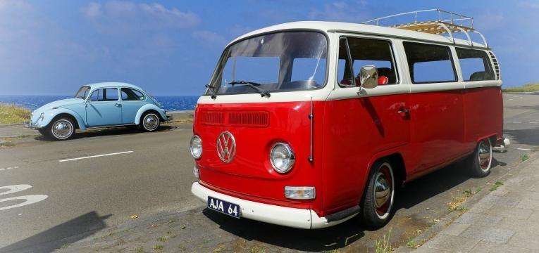 """Volkswagen """"Pão de forma"""""""
