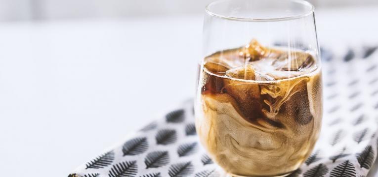 receita café gelado