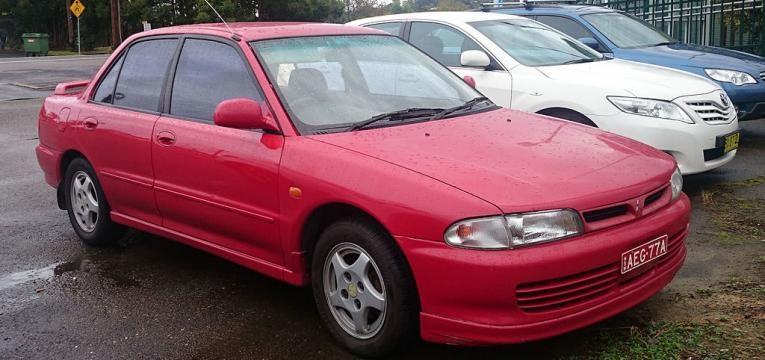 1993-1996 Mitsubishi Lancer