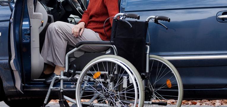 Isenção de IUC para deficientes