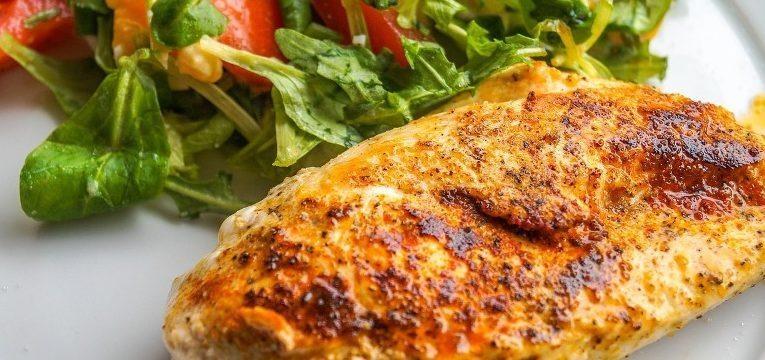 receitas saudáveis com frango