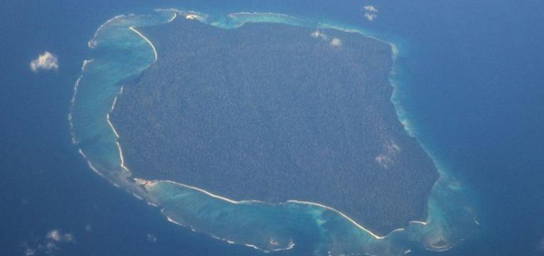 Ilha North Sentinel