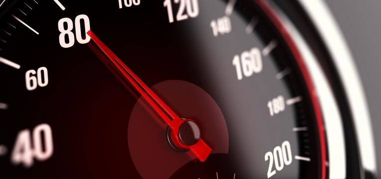 velocidade do carro