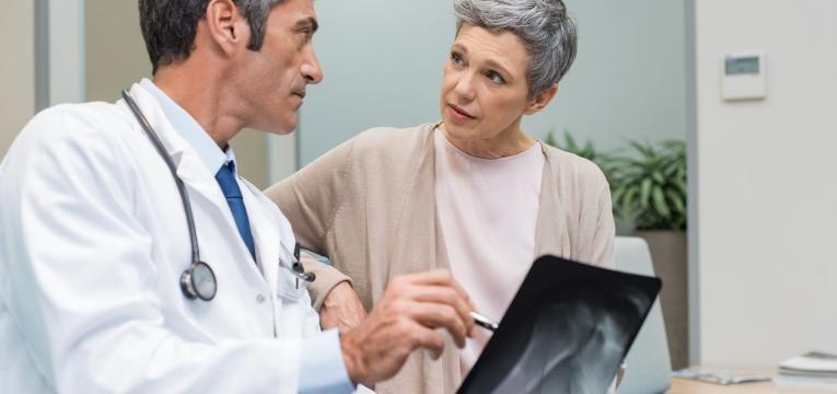 Diagnóstico e tratamento da osteoporose