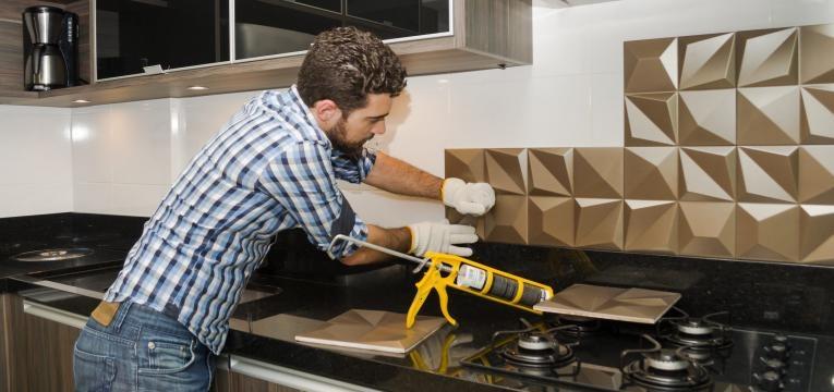 renovar a cozinha