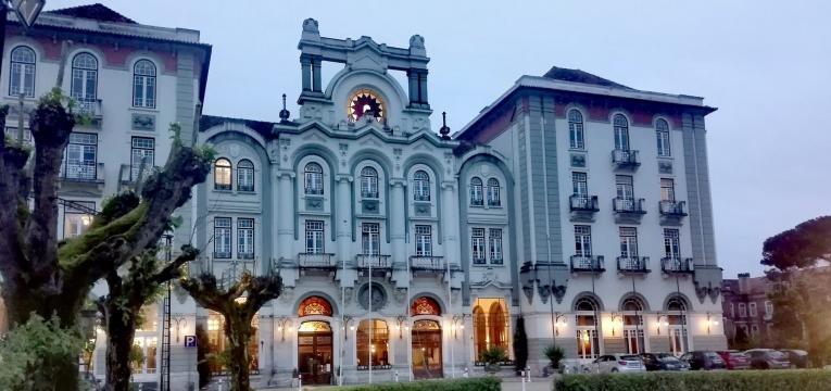 Hotel da Curia