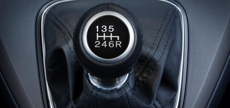 ordem das mudanças de velocidade
