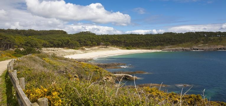 praias de cangas galiza
