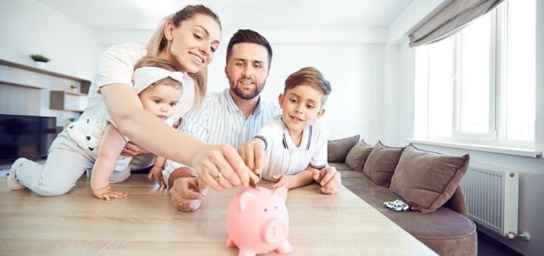 formas de utilizar o abono de família