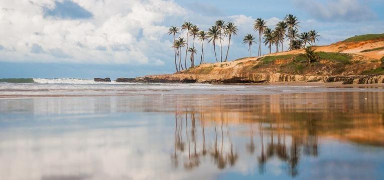 melhores praias do ceara