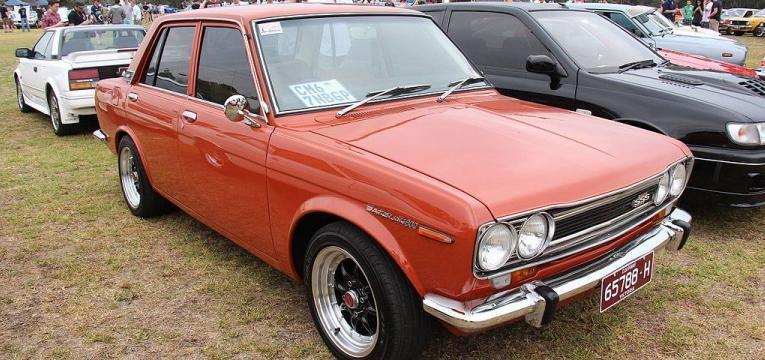 Datsun 1600 SSS
