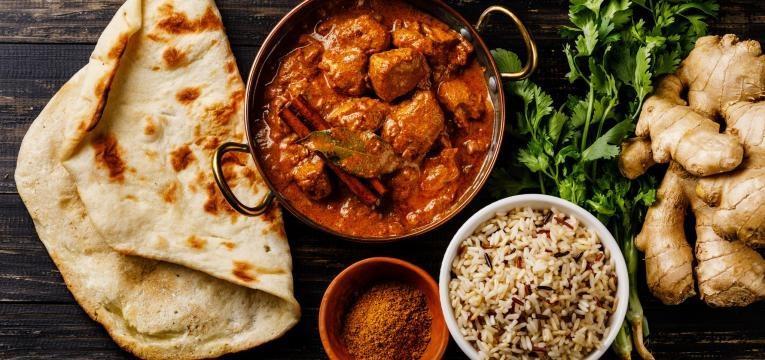 gastronomia índia