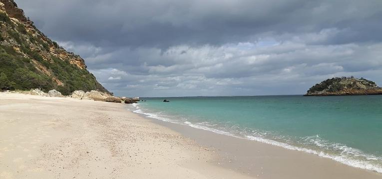 praias da arrabida