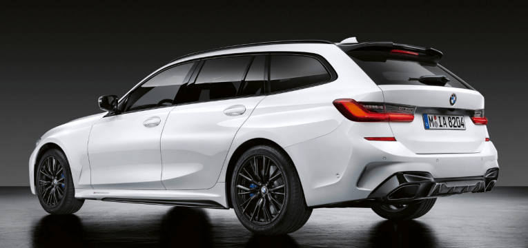 BMW Série 3 Touring traseira