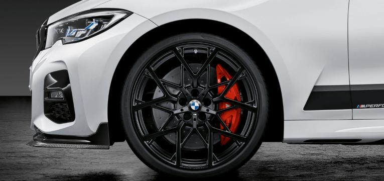 jantes do novo BMW Série 3 Touring