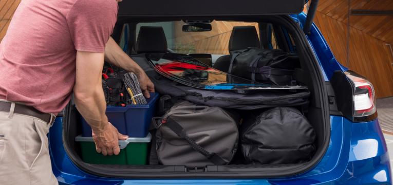 Ford Puma bagageira