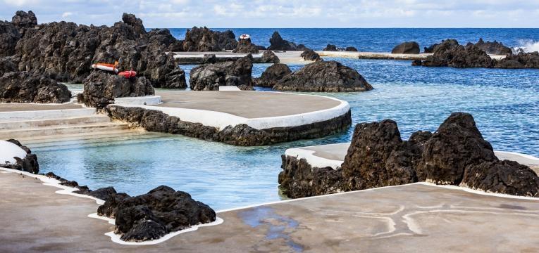 piscinas de porto moniz