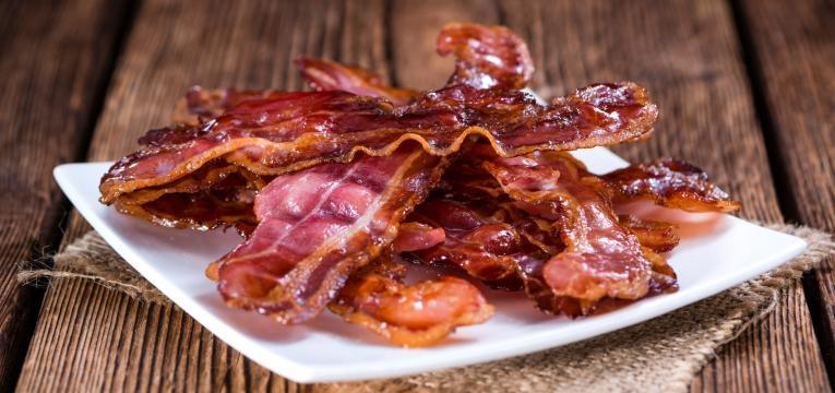 bacon é um dos alimentos que provocam cancro