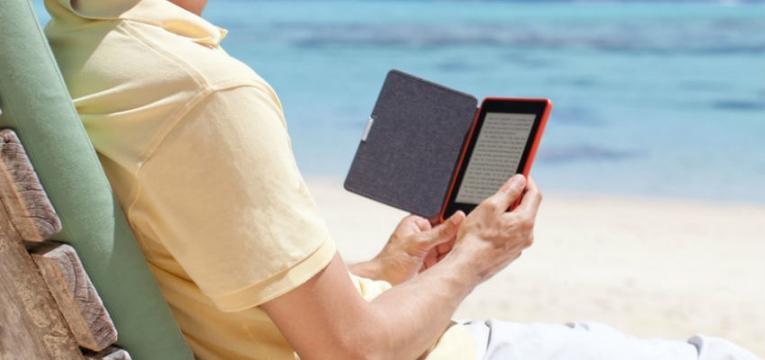ebook no kindle