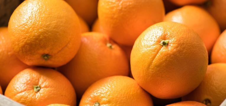 a laranja é uma das frutas saudáveis que deve comer