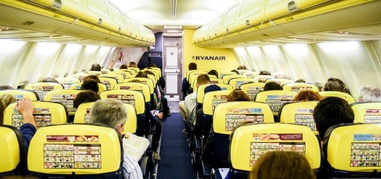 Greve na Ryanair cancela hoje mais de uma centena de voos