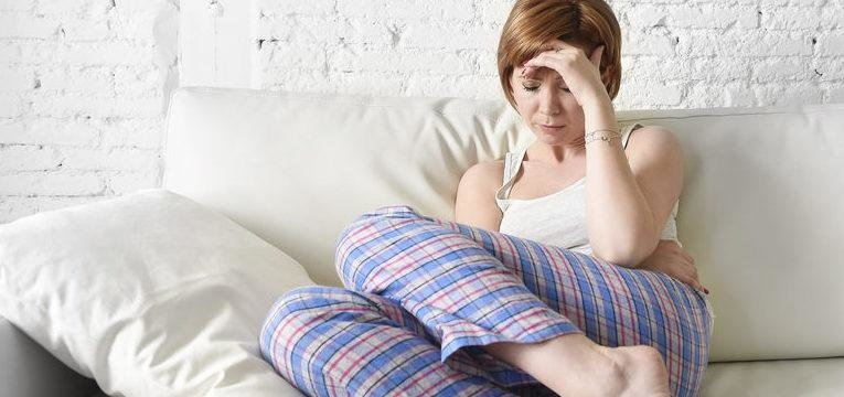alterações na menstruação é um dos segredos que deve contar ao seu ginecologista