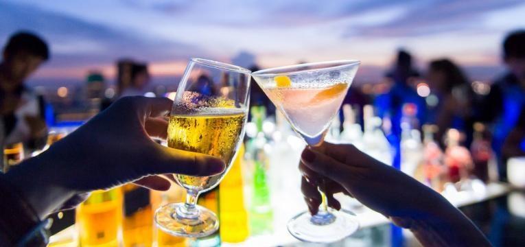 o álcool é uma das coisas de que tem de abdicar para emagrecer