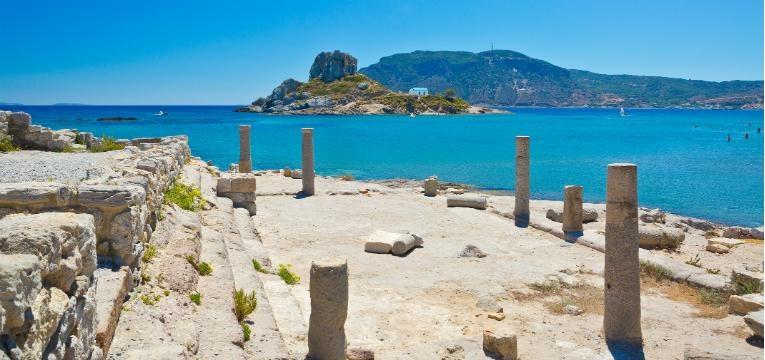 Ilha de Cós, Grécia