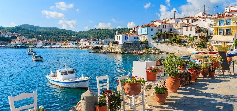 Samos, Grécia