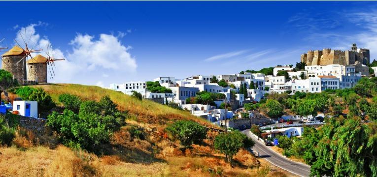 Patmos, Grécia