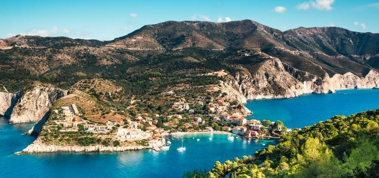 Cefalónia, Grécia