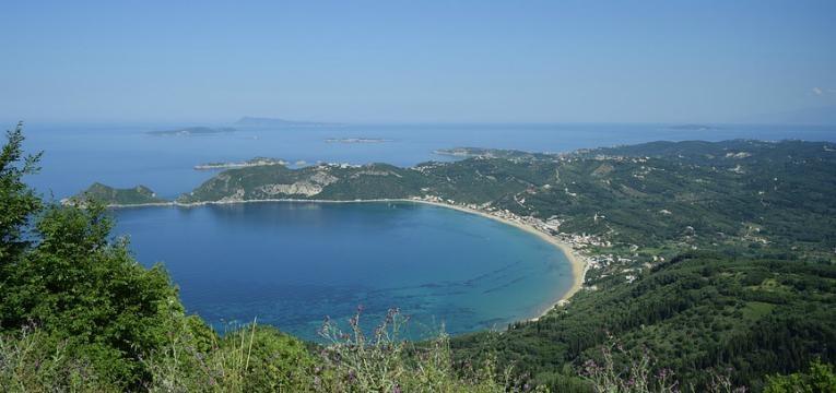 Corfú, Grécia