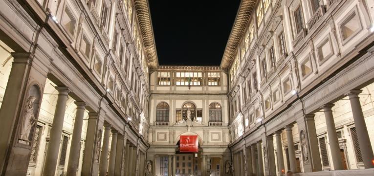 Galeria dos Ofícios, Florença