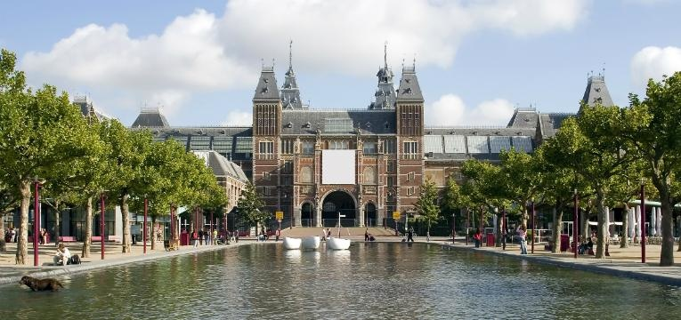 Rijksmuseum, Amesterdão