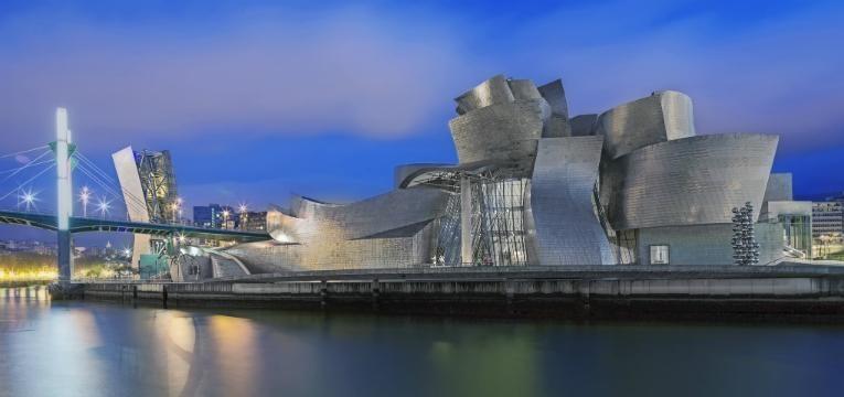 Museu Guggenheim, Bilbau