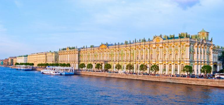 Museu Hermitage, São Petersburg, Rússia