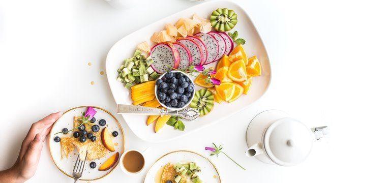 como comer mais frutas e legumes