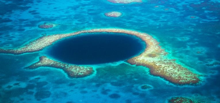 Blue Hole, Belize