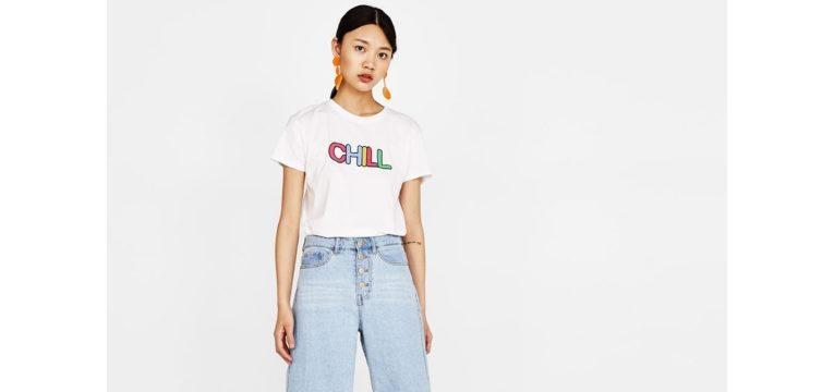 t-shirts para o verão chill