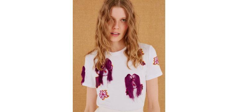 t-shirts para o verão bonecas
