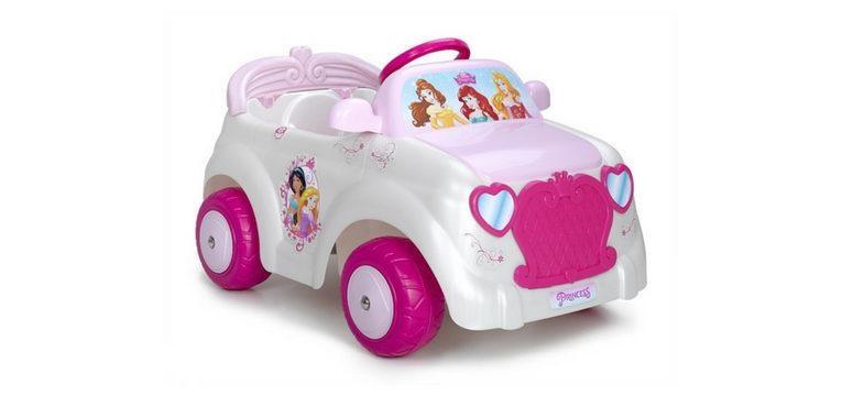 carro princesas