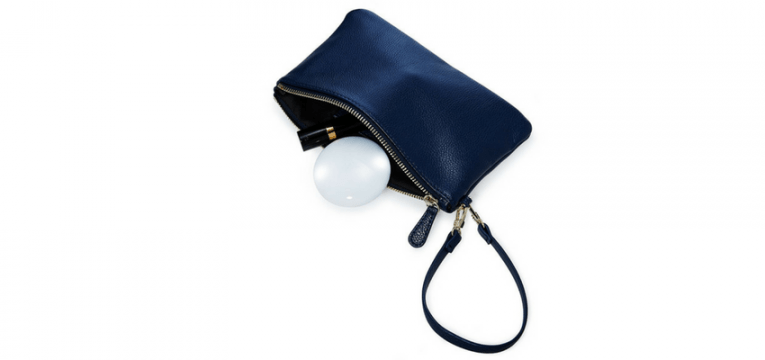 automatic handbag illuminator